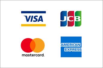 クレジットカード決済(一括払い・分割払い)